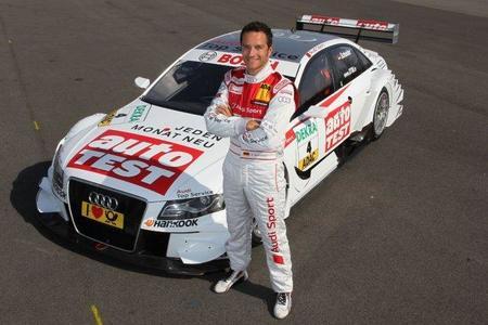 Audi estrena nuevos colores en el DTM