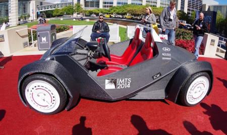 No te compres un coche eléctrico: imprímetelo en 3D