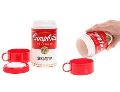 Termo de sopa Campbell's