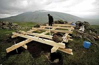Greenpeace: un Arca de Noé para evitar el desastre climático