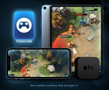 Steam Link Ipad