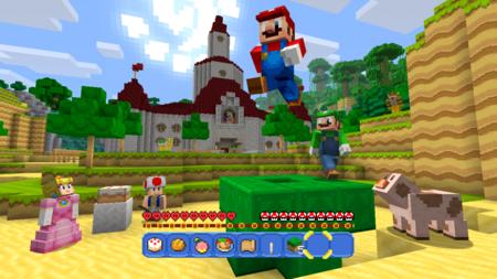 Minecraft Mario 02