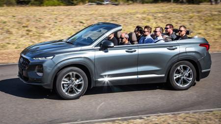 Te guste o no, este Hyundai Santa Fe Cabrio existe, aunque no llegará a producción