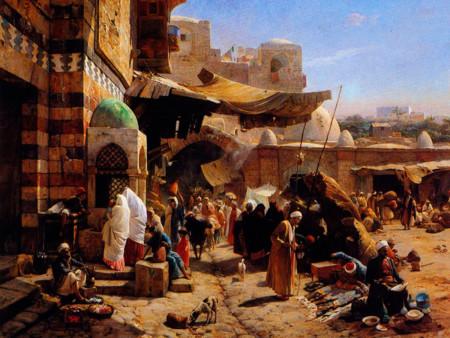 Jaffai Gustav Bauernfeind 1887
