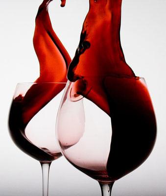 Vino = omega 3