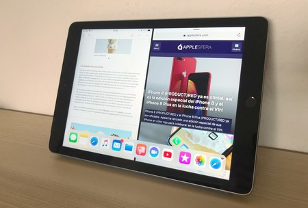 iPad (2018) de 32 GB con funda Smart Cover por 268,85 euros en eBay