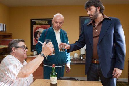 Oscar 2013 | 'Argo' es la película mejor montada, 'Lincoln' tiene el mejor diseño de producción