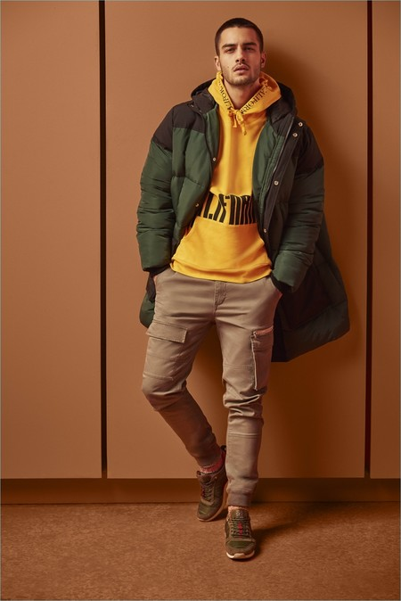 River Island 2017 Fall Winter Mens Collection Lookbook 021