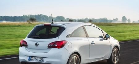 Opel Corsa 1.4 GLP: el bifuel a gas y gasolina recorta el gasto en un 52%