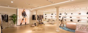 Espacios para trabajar: la nueva flagship store de Liu Jo en Barcelona