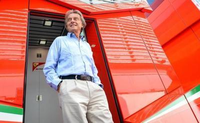Luca Cordero di Montezemolo seguirá al frente de Ferrari
