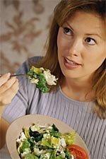 Alimentación durante la menstruación