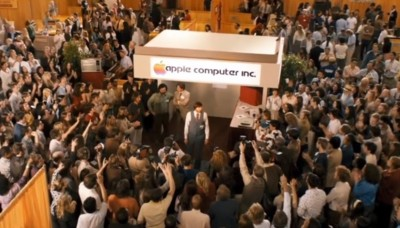 """Steve, sólo eres un niño"": tercer avance de Jobs ya disponible"
