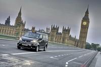 Nissan NV200, a por el jugoso mercado del taxi londinense