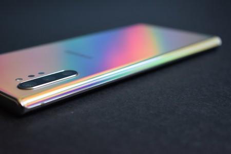 Samsung Galaxy Note 10 Plus Analisis Mexico Sin Botones Lado Derecho