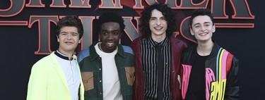 El estreno de la tercera temporada de Stranger Things llega cargado de estilo
