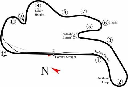 Superbikes Australia 2015: toda la información a un click de distancia
