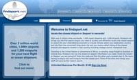 Findaport, buscador de aeropuertos y puertos marítimos