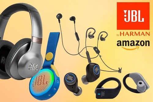 Aprovecha el último día de ofertas en sonido JBL en Amazon para hacerte con unos de estos auriculares a precios rebajados