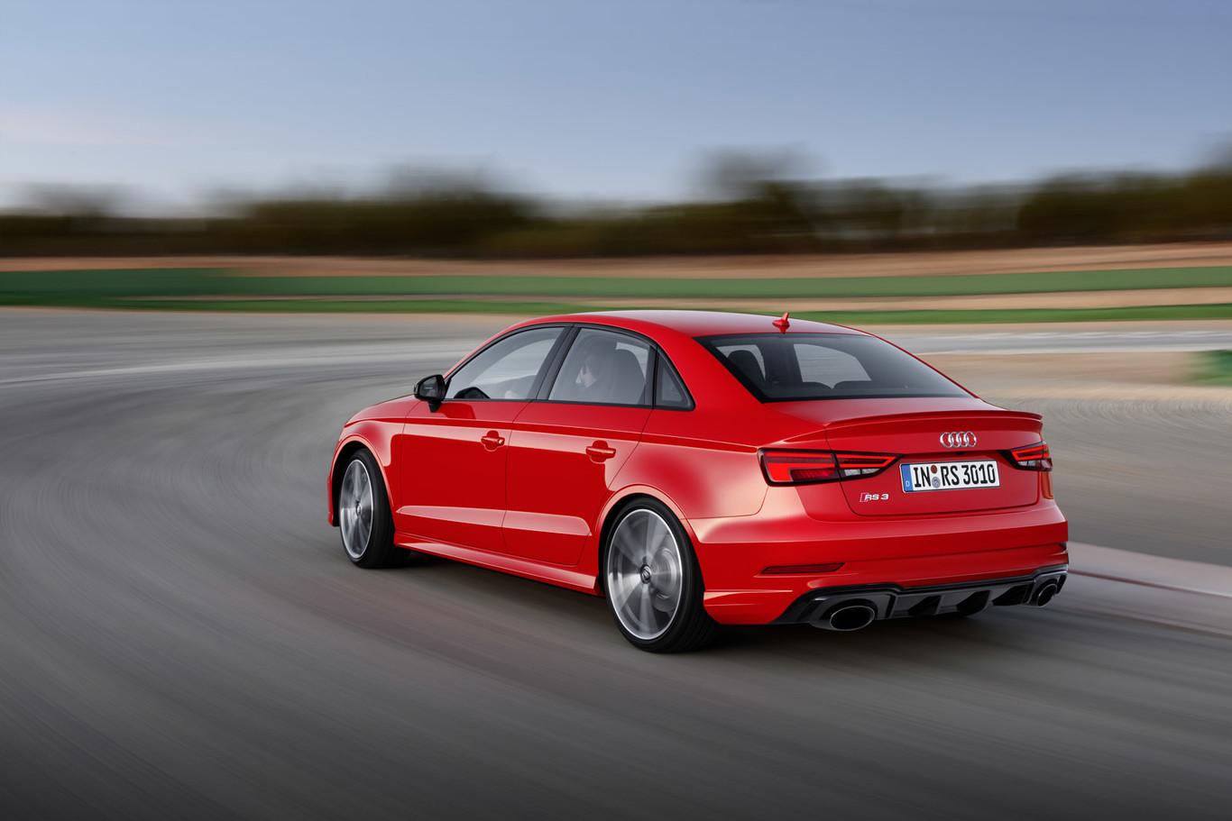 Foto de Audi RS3 Sedán (2/16)