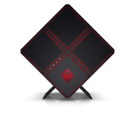 HP trae a México su ordenador cúbico Omen X y su nuevo portátil para gaming