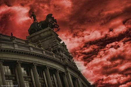 Los cuatro jinetes del apocalipsis financiero toman al asalto la actualidad económica