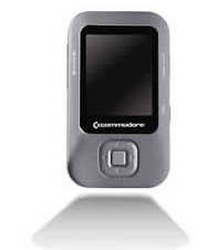 Commodore Gravel C200, reproductor portátil