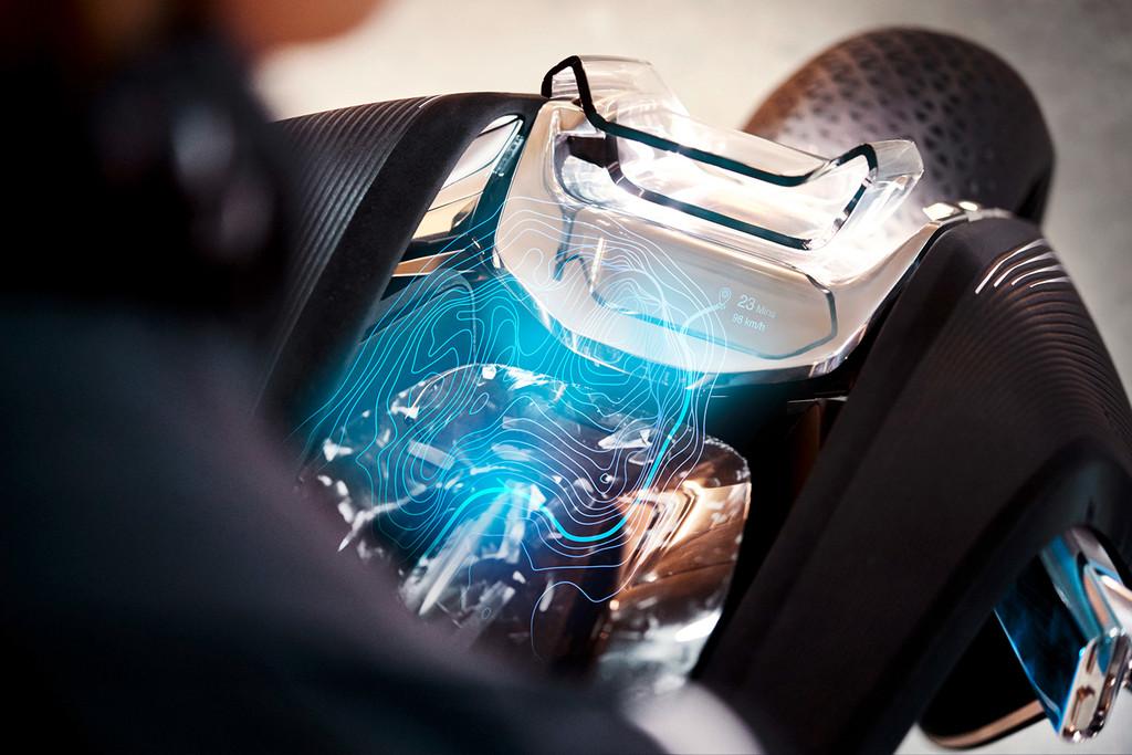 Bmw Motorrad Vision Next 100 Concept 10