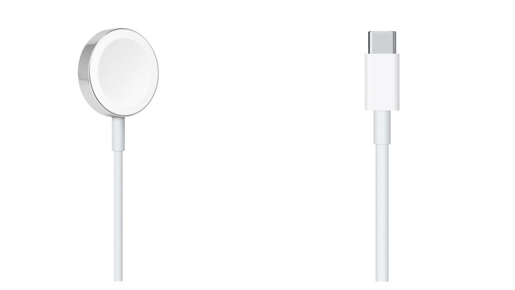 Apple agota de arrojar un cargador magnético para Apple™ Watch con puerto USB-C