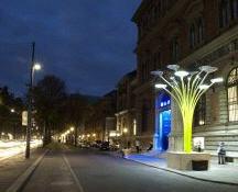 El árbol solar: la unión del diseño y el ahorro energético