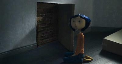 'Los mundos de Coraline', Henry Selick traduciendo a Neil Gaiman