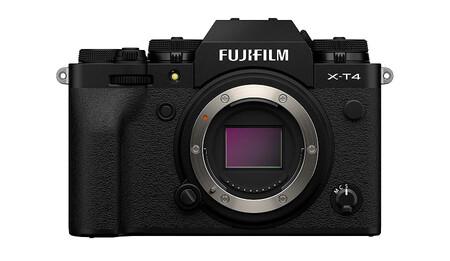 Fujifilm X T4 Black