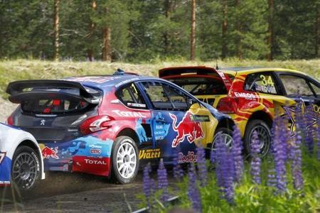 Finlandia deja paso a España en el Calendario del Mundial de RallyCross