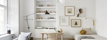 ¿La casa más relajante del mundo? Posiblemente este apartamento en Estocolmo