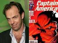 Hugo Weaving es Red Skull en 'The First Avenger: Captain America'