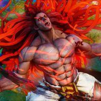 Street Fighter V presenta a su primer luchador nuevo con un pelazo mejor que el de Goku