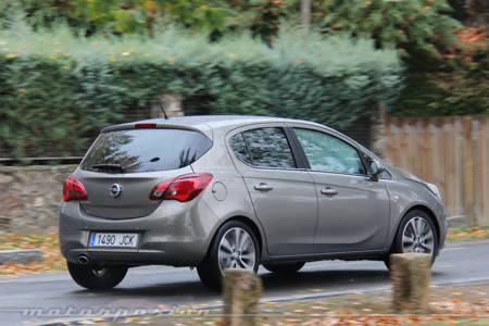 Opel Corsa, a prueba un auténtico Top 10 en ventas (parte 2)
