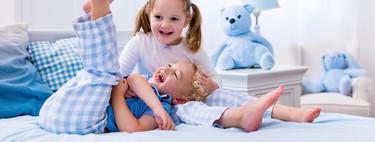 ¿Hermanos juntos o separados a la hora de dormir? Mi experiencia con tres hijos