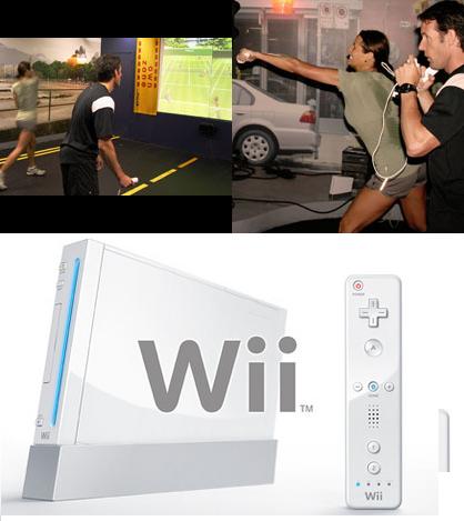 Los gimnasios incluyen la Wii como un elemento más de entrenamiento