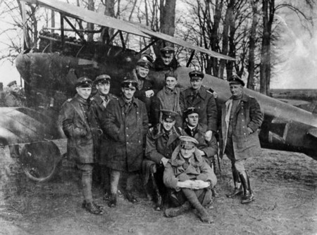 Jagdstaffel 11 Manfred V Richthofen