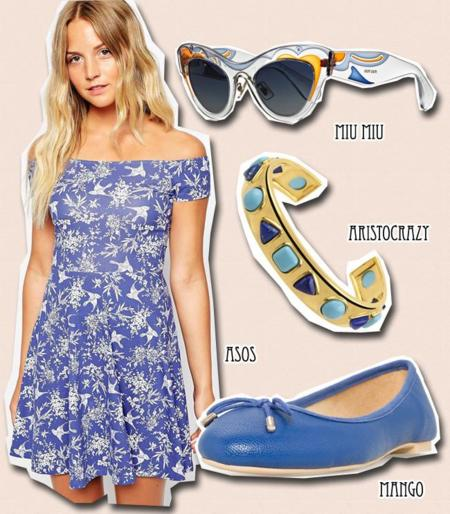 vestido verano look