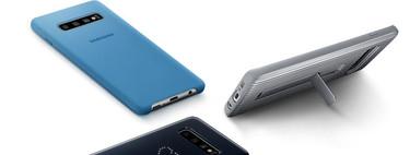 Accesorios para el Samsung Galaxy S10, S10+ y S10e: precio y disponibilidad de sus nuevas fundas y carcasas