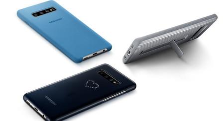 cf1380e3ad1 Accesorios para el Samsung Galaxy S10, S10+ y S10e: precio y disponibilidad  de sus nuevas fundas y carcasas
