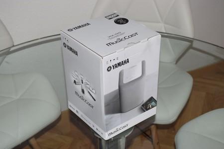 Caja del Yamaha WX-010