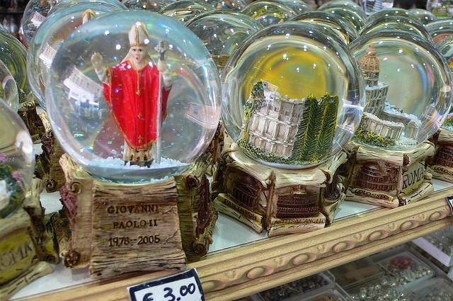 vaticano souvenir