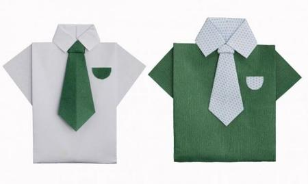 Tarjetas-camisas