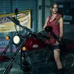 Resident Evil 2: Claire y Leon lucen sus trajes clásicos. Y sí, se podrán desbloquear gratis