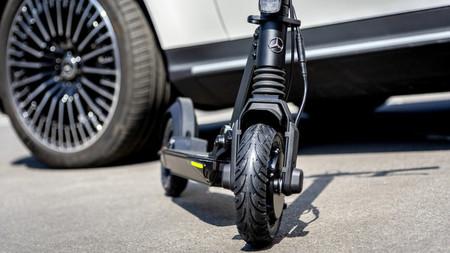 Mercedes-Benz se unirá a la fiesta del patinete eléctrico en 2020 con esta misteriosa propuesta