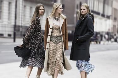 Vestidos de otoño (o verano si me apuras): Zara entiende del tema, ¿con cuál te quedas?