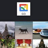 Gallery Go, la app de galería sencilla de Google, añade el modo oscuro para todos